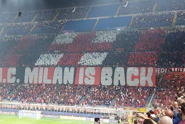 Champions ritorno Agro Dolce